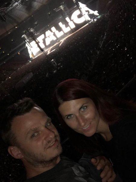Metallica концерт