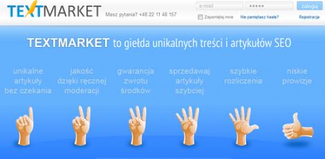 Textmarket - giełda treści