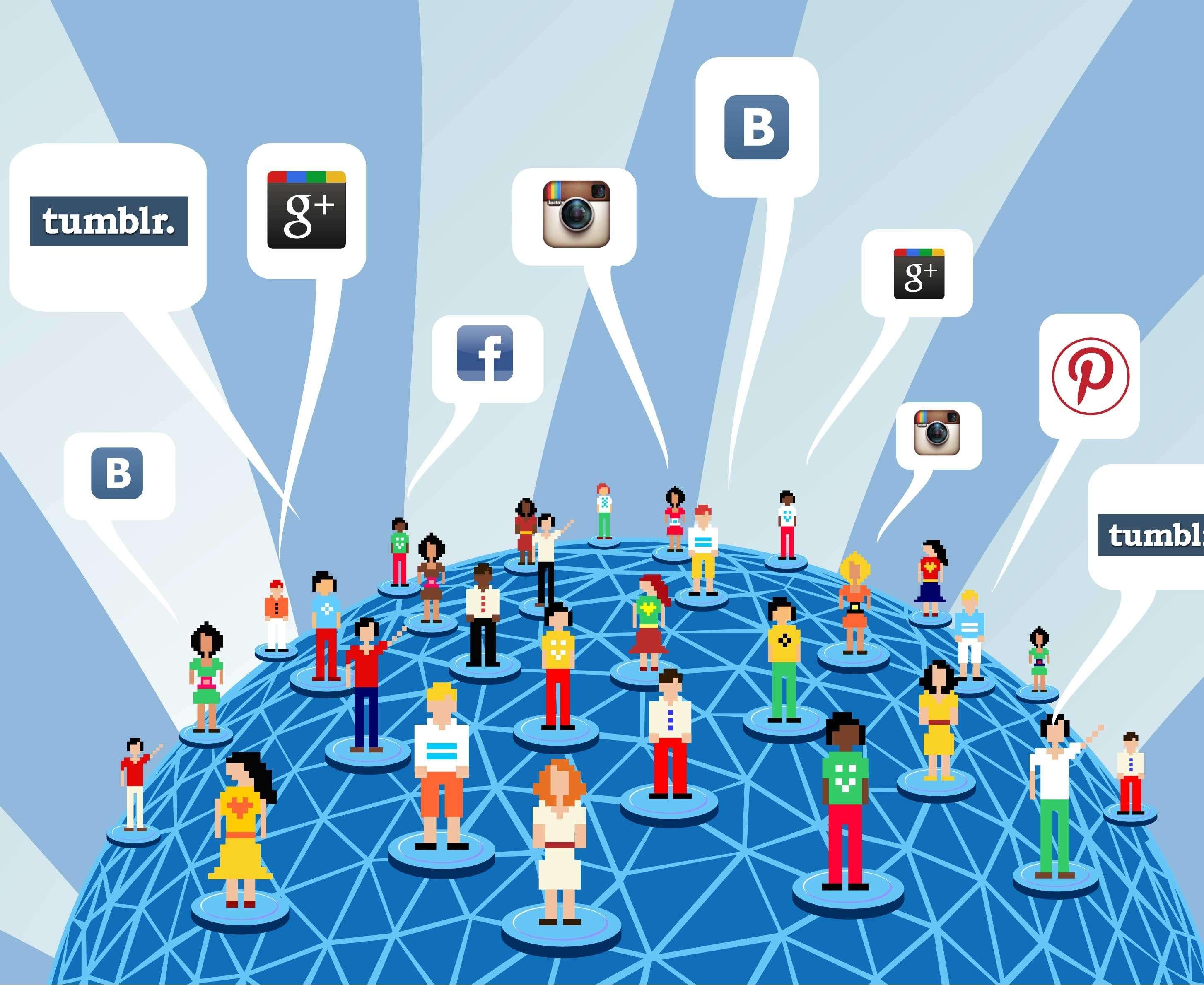 Лучшие социальные сети для рекрутинга
