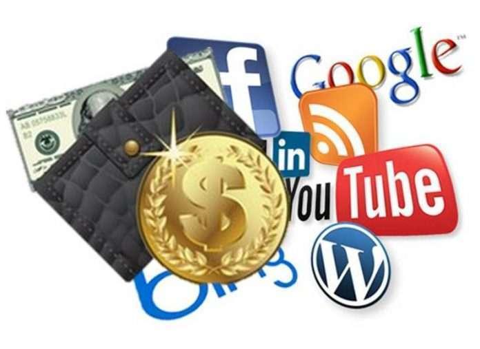 социальные сети деньги
