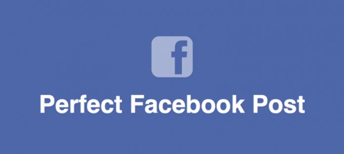 Какой тип постов получает наибольшый охват в Facebook